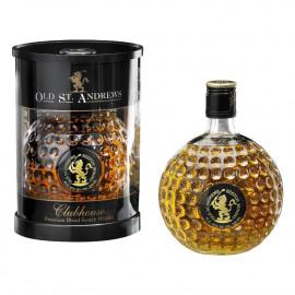 Scotch Whisky en botella grande de pelota de Golf